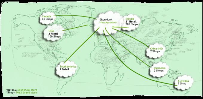 skunfunk map