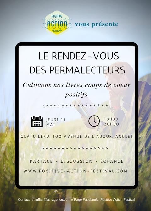 On line - Les Permalecteurs x Positive Action Festival